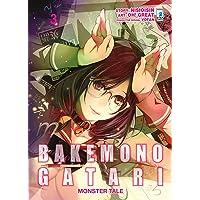 Bakemonogatari. Monster tale: 3