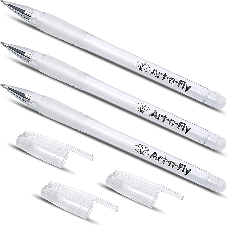 12 Stücke Gelschreiber Gelstifte Set mit Etui großes Set mit hochwertiger