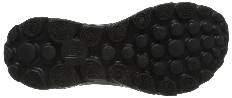 Skechers - Ir Andando Movimiento Del Solsticio - Womens - Negro jTU7M