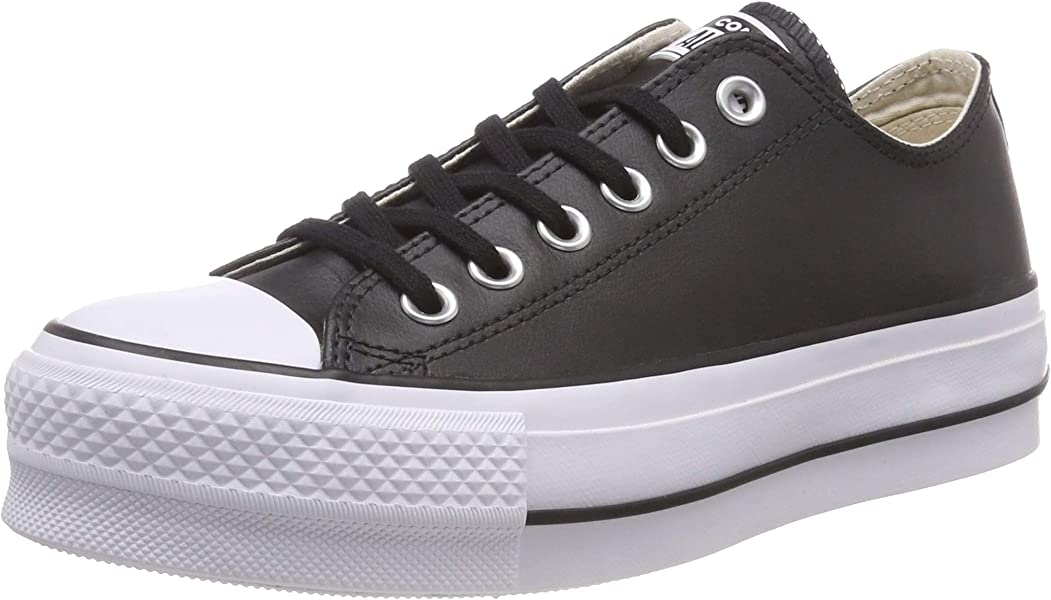 bd9cb6ee5f17b2 Converse Women s Chuck Taylor All Star Lift Clean