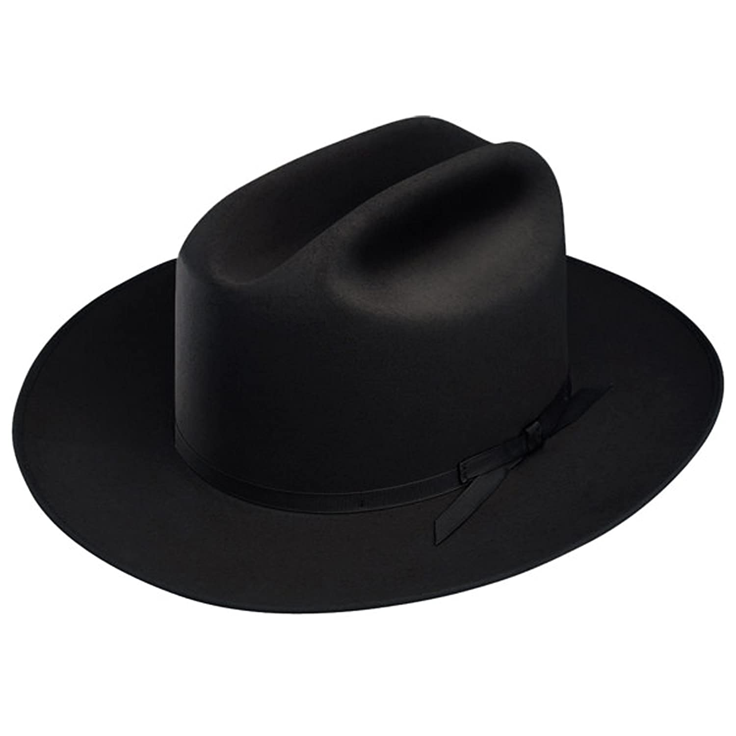 0da5752354d62 Stetson Men s 6X Open Road Fur Felt Cowboy Hat - Sfoprd-052661 Silver  Belly  Amazon.ca  Clothing   Accessories