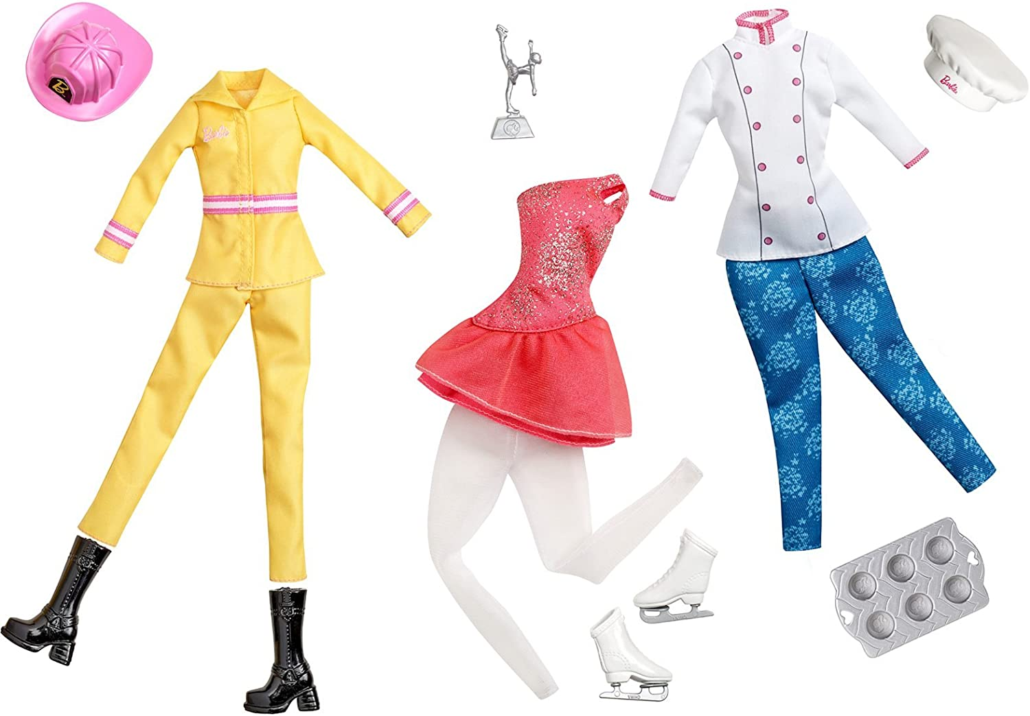 Barbie Careers Fashion Pack Pastry Chef