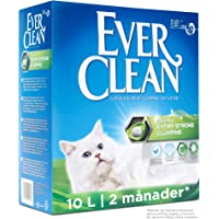 Ever Clean Extra Strong Clumping kattsand, 10 l, parfymerad
