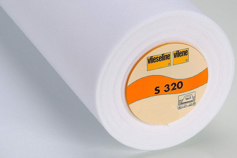 Schabracken-Einlage S320 fixierbar 30 cm wei/ß