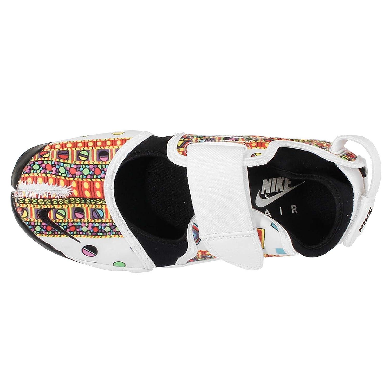 the latest 372a5 cfac6 Nike baskets air rift liberty qS femme (lid box a pas) - - Noir blanc,  40.5  Amazon.fr  Chaussures et Sacs