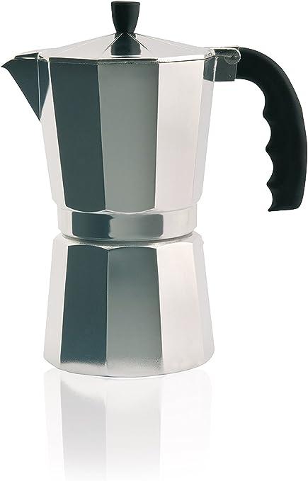 Cafetera italiana ORBEGOZO ALUMINIO KF-600 6 TAZAS.: Amazon.es ...