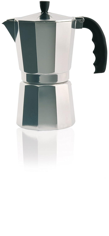 Cafetera italiana ORBEGOZO ALUMINIO KF-600 6 TAZAS.: Amazon ...