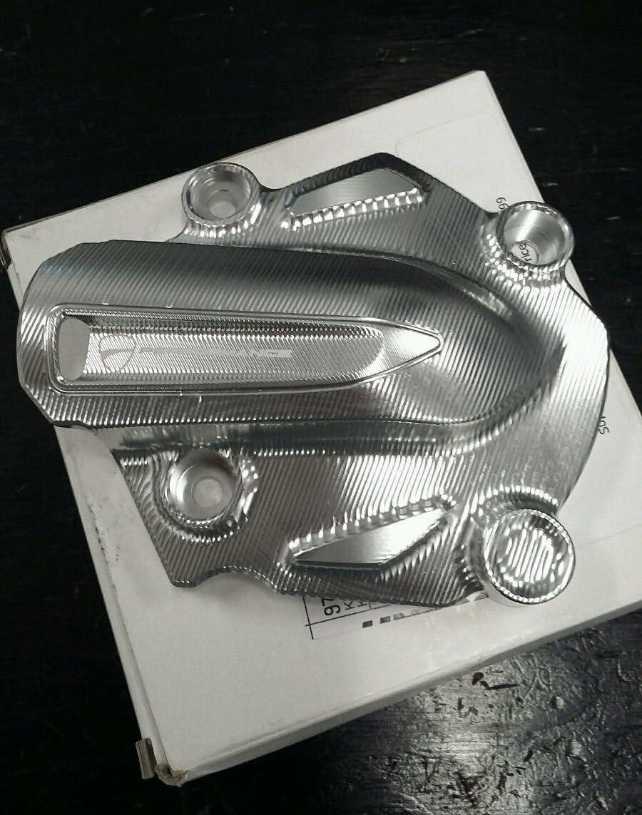 Ducati Multistrada 1200 Enduro Billet Aluminium Water Pump Cover Black 97380411A