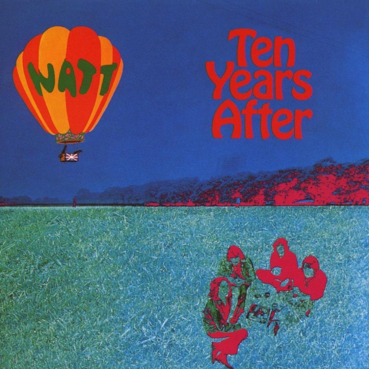 CD : Ten Years After - Watt (2017 Remaster) (CD)