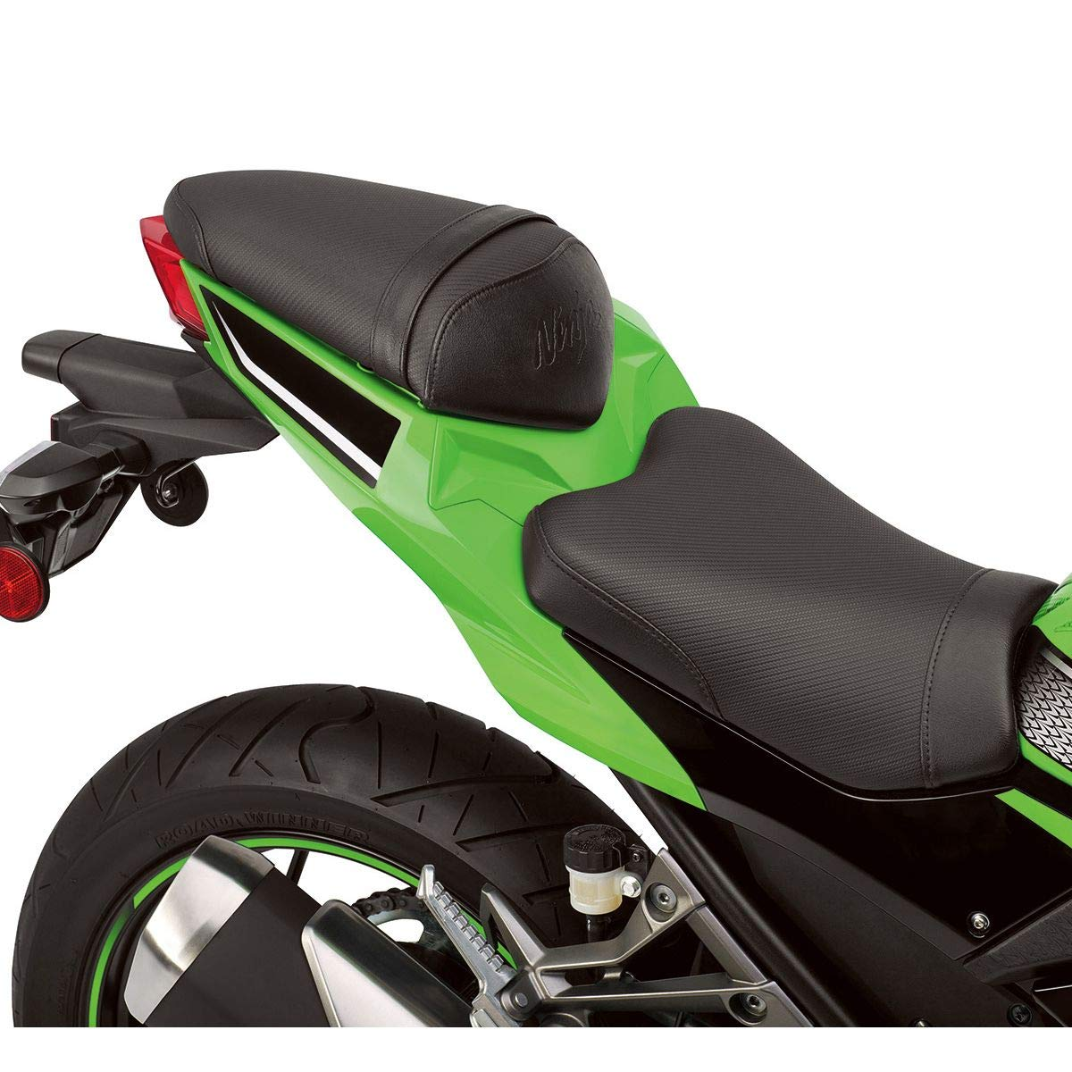 2013 - 2017 Kawasaki Ninja 300 Gel comodidad asiento set ...