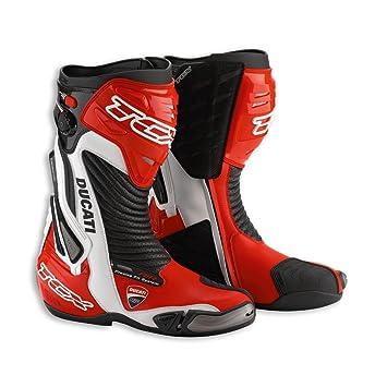 Amazon.fr   Ducati Corse TCX Bottes de course de moto 588fa55832e8
