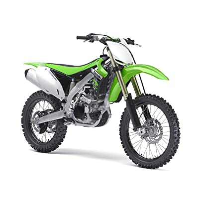 New Ray Kawasaki KX450F Model - 1:6 Scale/--: Toys & Games