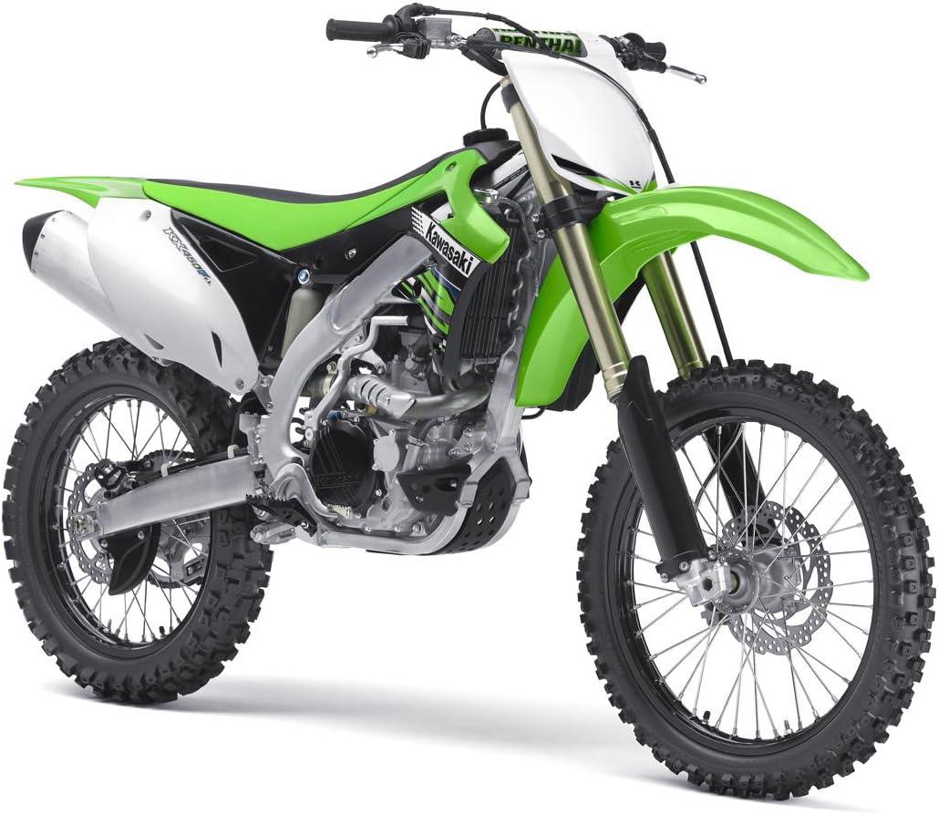 New Ray Kawasaki KX450F 2012 - Moto de Miniatura, Escala 1:6 (21x36x15.3 cm)