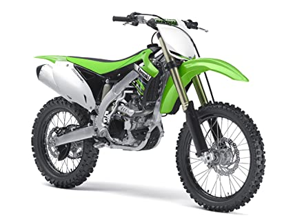 Newray 1:6 Kawasaki KX450F Dirt Bike For Kids 2012