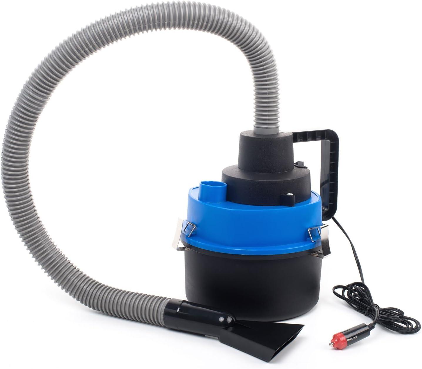 Voiture Van 12 V Aspirateur à main Wet /& Dry Sans Sac Portable Hoover 60 W