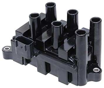 MSD Ignition 5529 Street Fire Ignition Coil with 6-Tower Pack