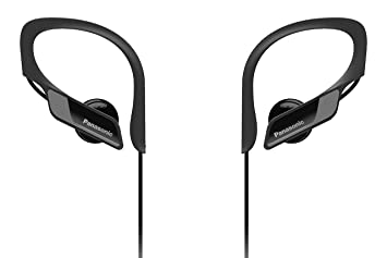 Panasonic Wings RP-BTS10-K - Auriculares Deportivos In-Ear con Bluetooth, Negro: Amazon.es: Electrónica