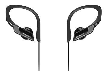 Panasonic Wings RP-BTS10-K - Auriculares Deportivos In-Ear con Bluetooth, Negro: Amazon.es: Electrónica