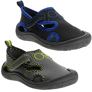 Amazon.com: OP® Toddler Boys' Water Shoes, Swim Sneakers with Full ...