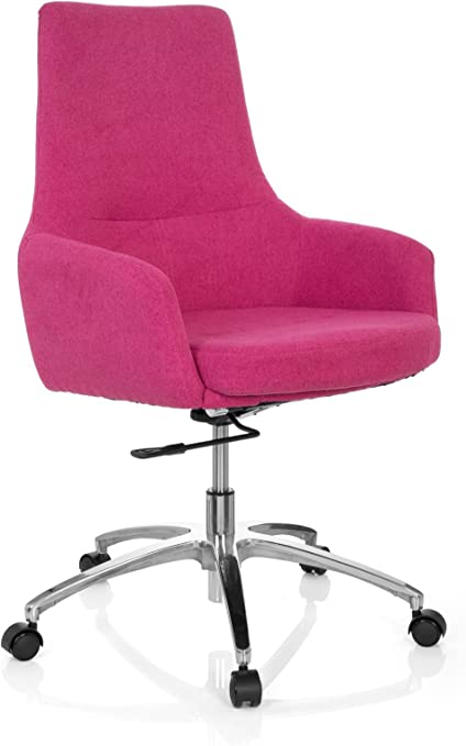 Chaise de bureau Hjh Office Shake 100 Pivotante En tissu