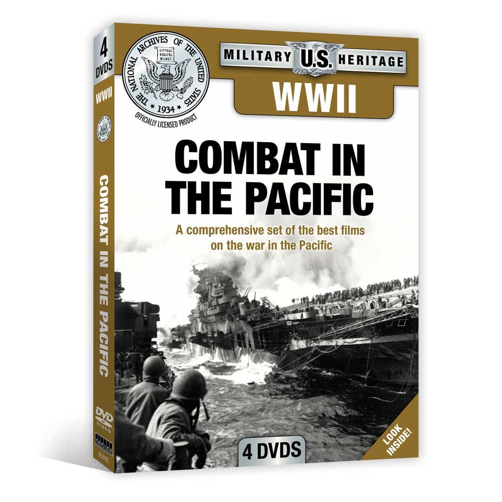 WWII: Combat in the Pacific (National Archives) by Topics