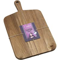 Jamie Oliver Akacia skärbräda, akacia trä, brun, 45,5 x 27 x 2 cm