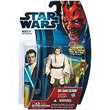 Star Wars 2012 Saga Movie Legends Action Figure ObiWan Kenobi Version 2 (japan import)