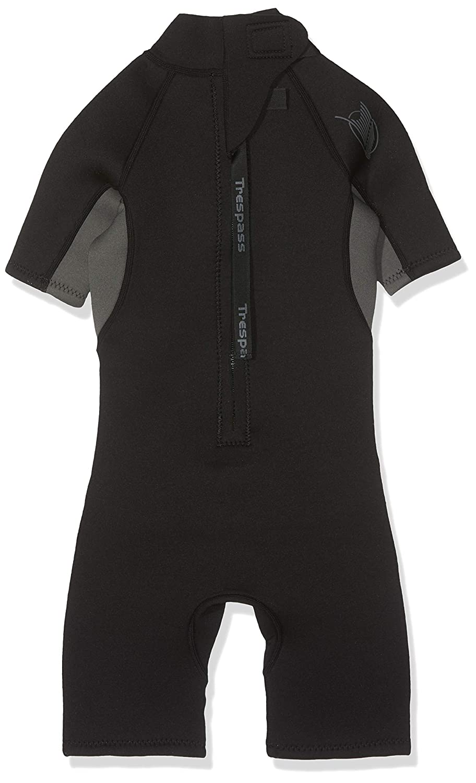 Trespass Childrens Boys Scuba 3mm Short Wetsuit