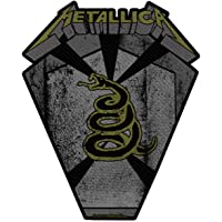 """Parche de metallica """"Pit Boss"""", tejido y con licencia oficial"""