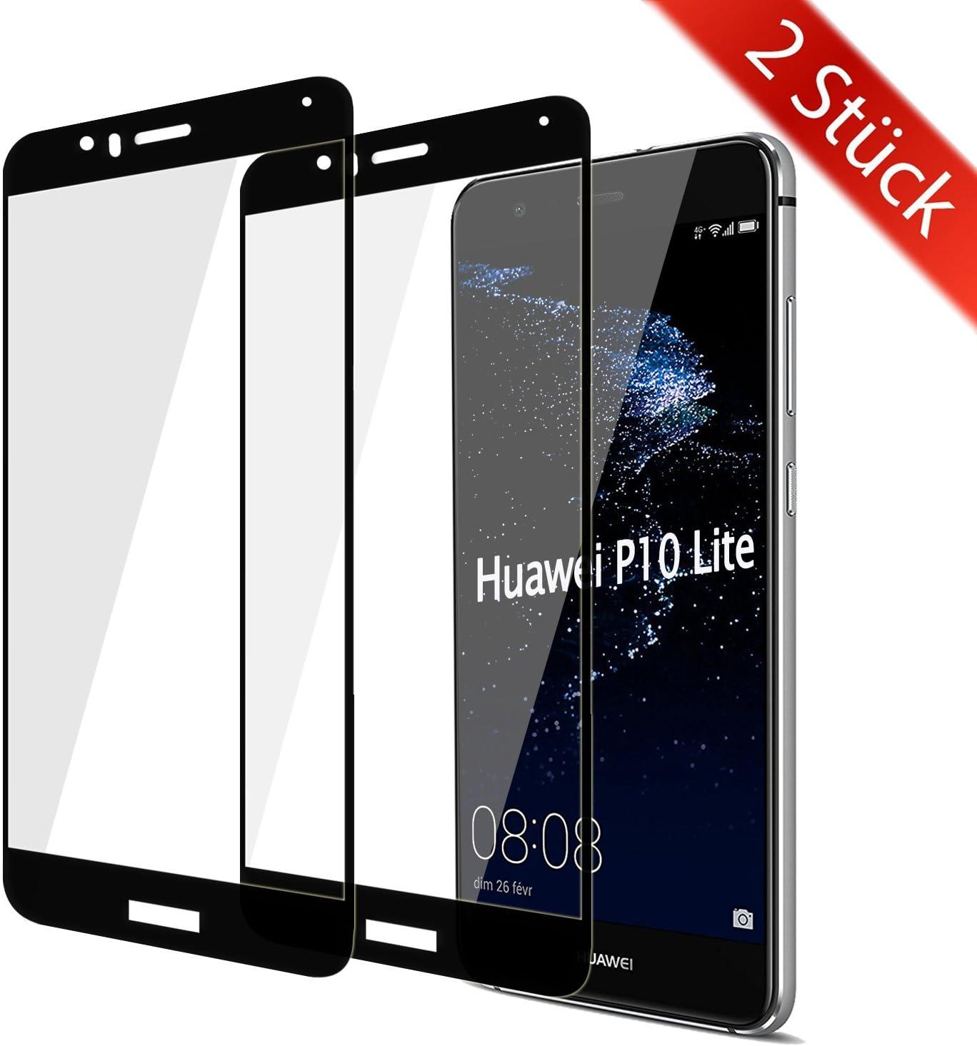 ykooe – Protector de Pantalla para Huawei P10 Lite, Cristal ...