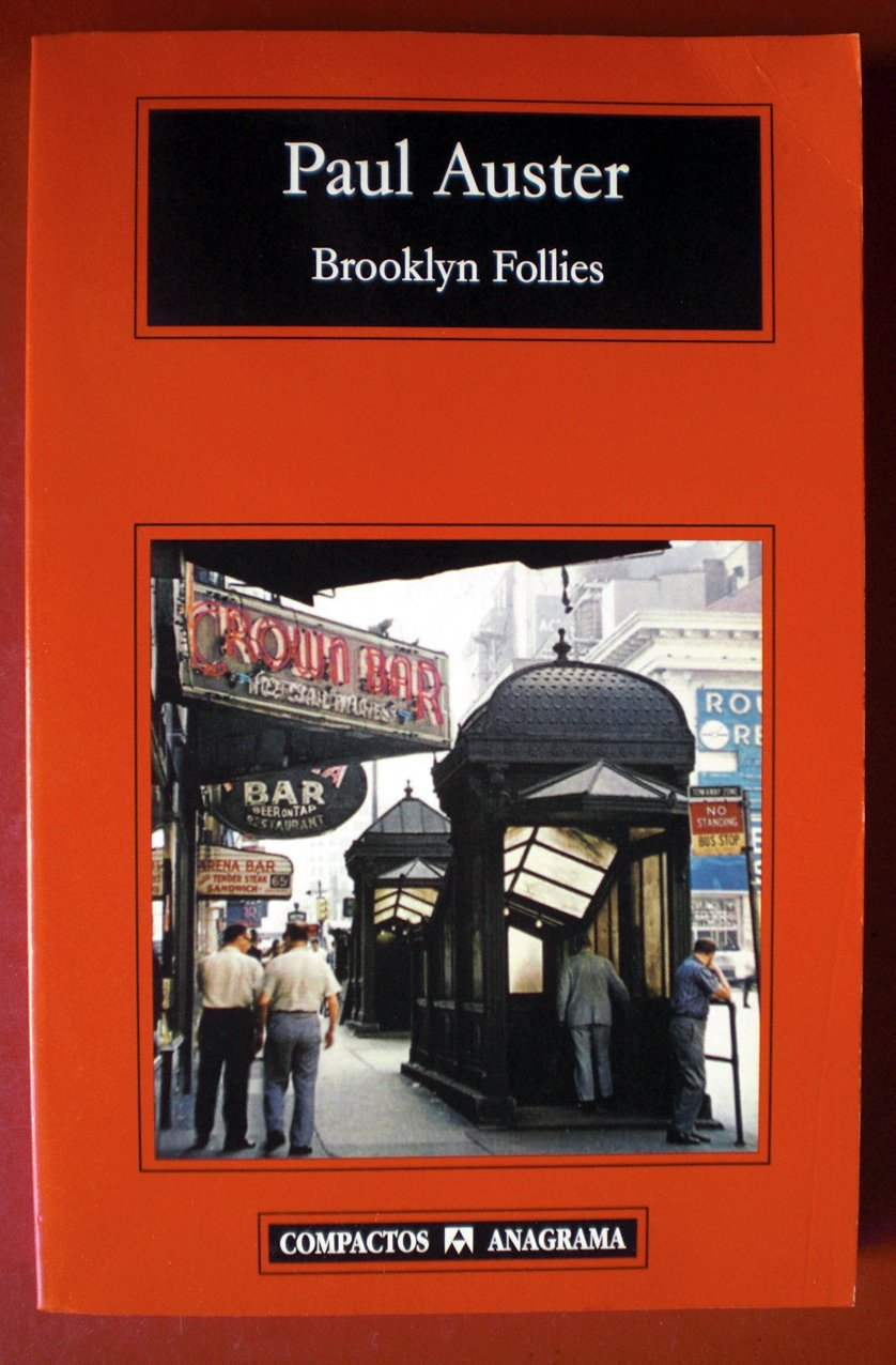 paul auster brooklyn follies