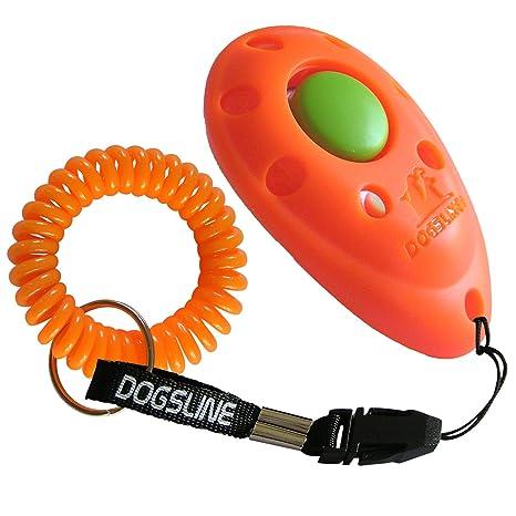 Dogsline - Dispositivo de sonido para adiestramiento profesional de perros, gatos y caballos con pulsera