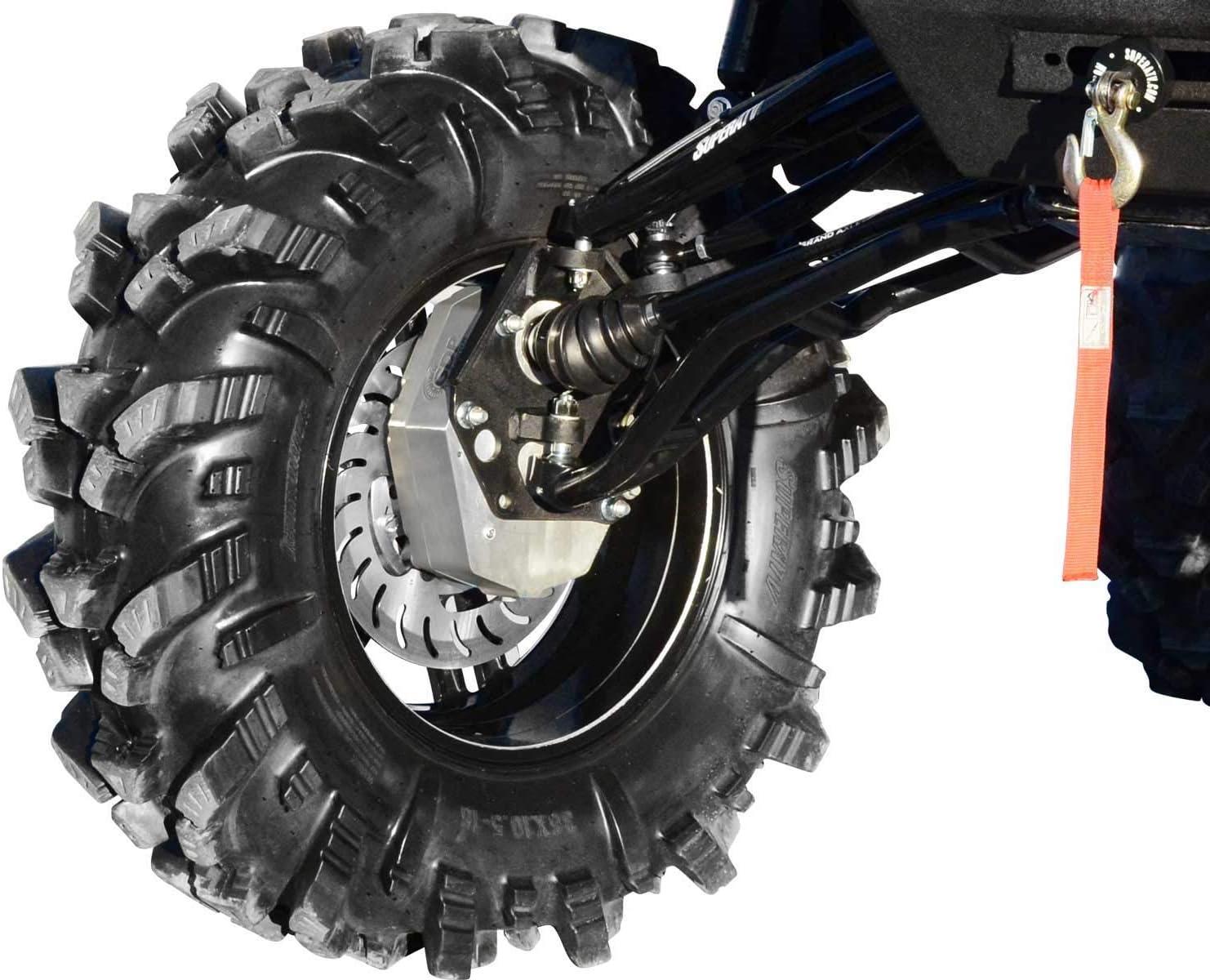 - Billet Aluminum SuperATV 6 Portal Gear Lift for Honda Pioneer 1000//1000-5 30/% Gear Reduction 2016