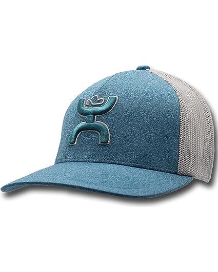 sports shoes 7d374 7c8aa ... italy hooey coach blue gray flexfit hat s m a33e8 7974c