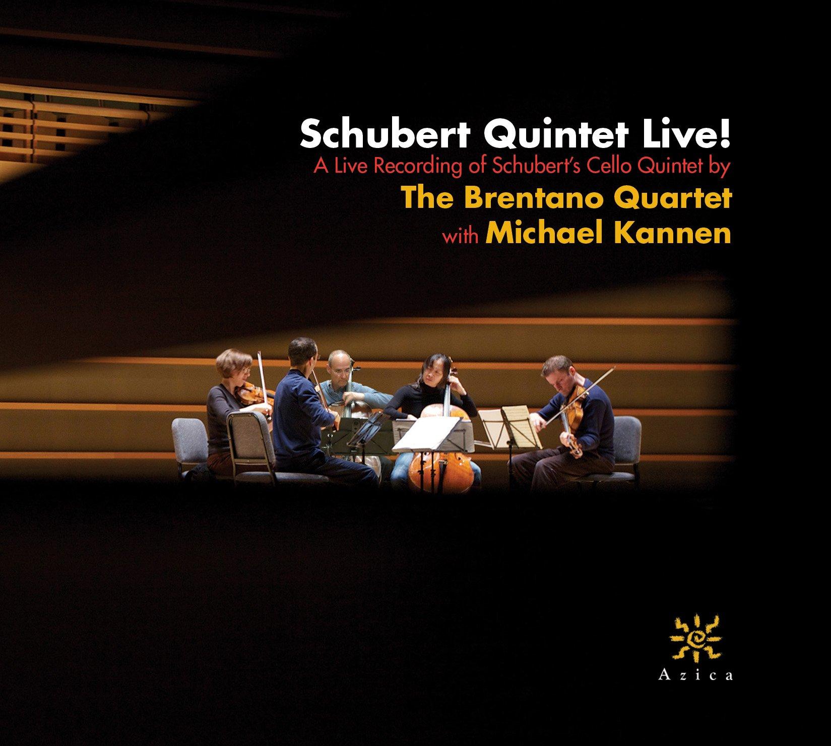 Schubert Quintet Live!