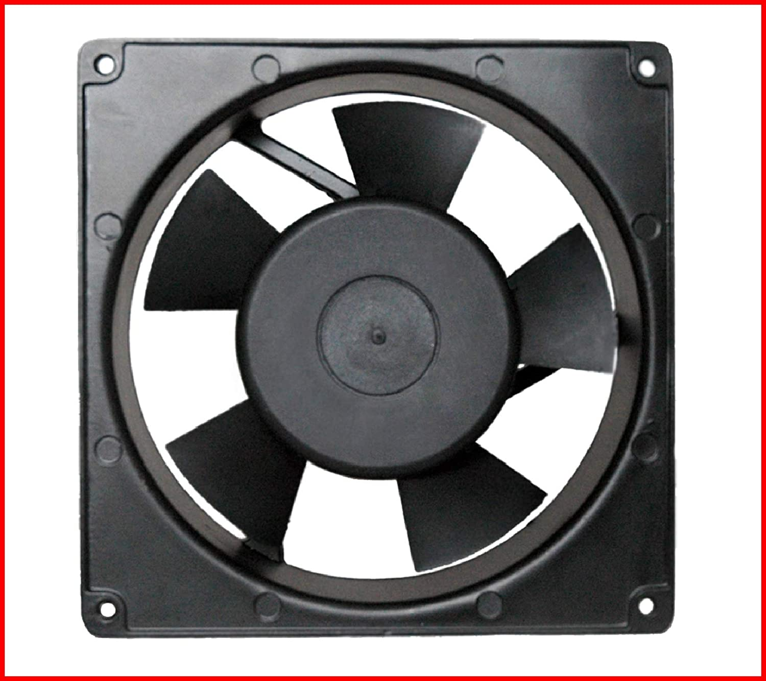 Maa-Ku 220V Aluminium Die-Cast & Plastic Kitchen Exhaust Fan