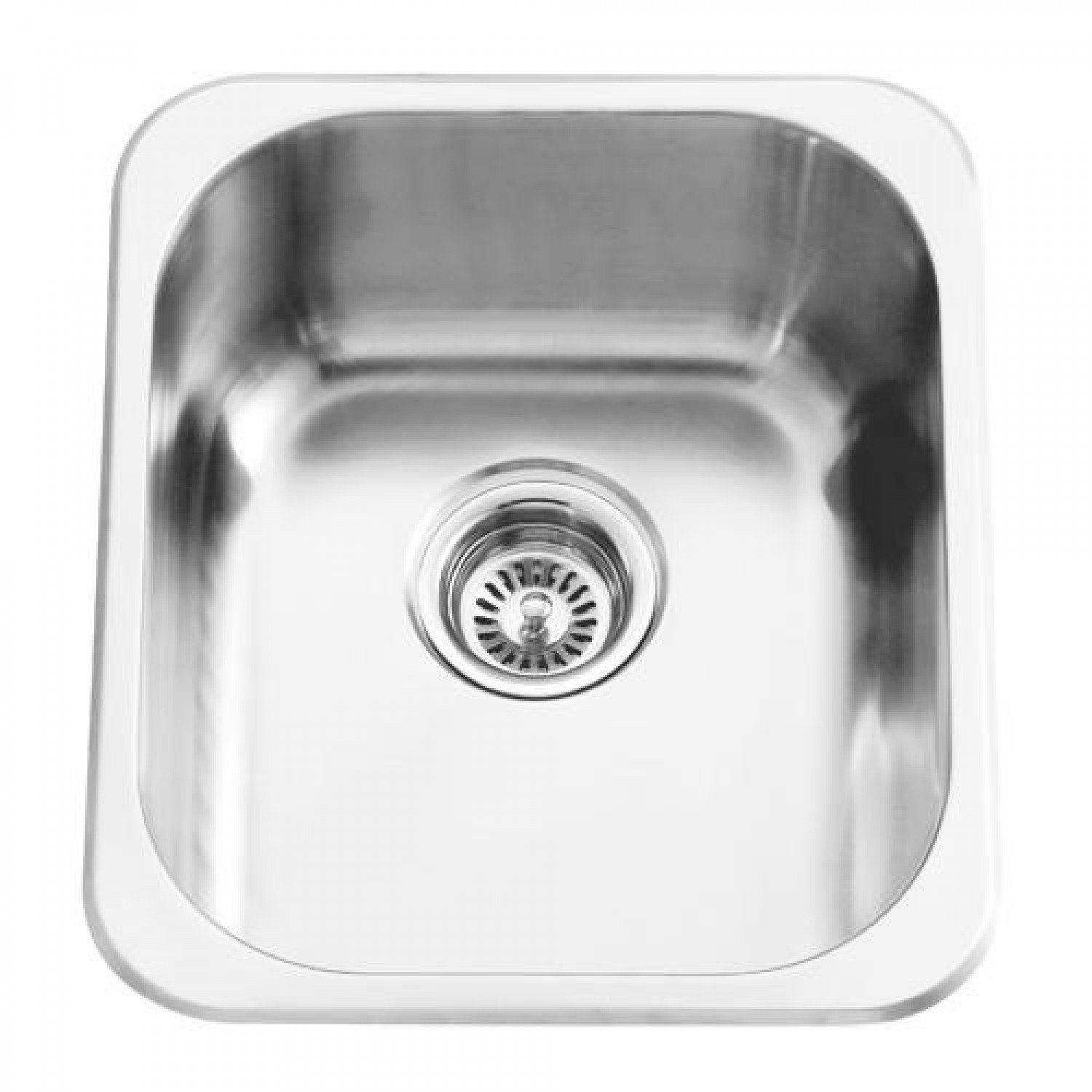 Naiture Stainless Steel Drop-in Bar Kitchen Sink-12-1/2''L X 14-1/2W X 6''H by SH
