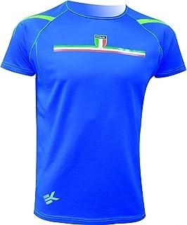 Ekeko Italia, Camiseta de Tirantes para Running, Atletismo y Deportes de Playa, Muy Transpirable y Ligera (x-Large): Amazon.es: Deportes y aire libre