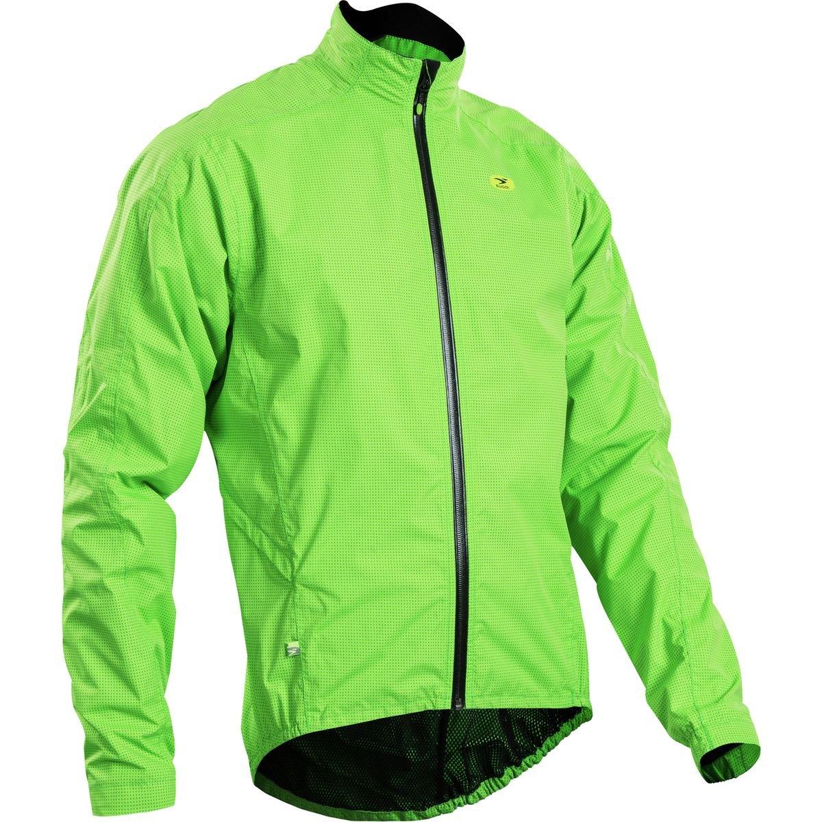 SUGOi Zap Bike Jacket - Men's Berzerker Green, XL by SUGOi