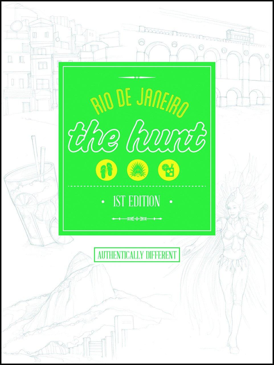 The HUNT Rio De Janeiro pdf epub