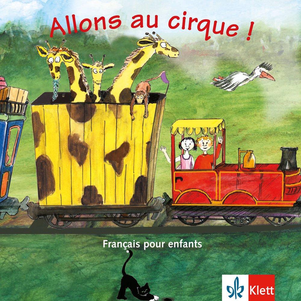 Allons au cirque!: Audio-CD