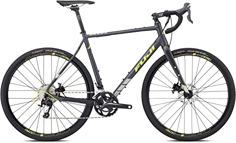 Bicicleta de carretera Gravel Bike Fuji Jari 1.3 2018 – 58 cm: Amazon.es: Deportes y aire libre