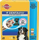 Pedigree Dentastix - Friandises pour grand chien - 56 sticks hygiène bucco-dentaire