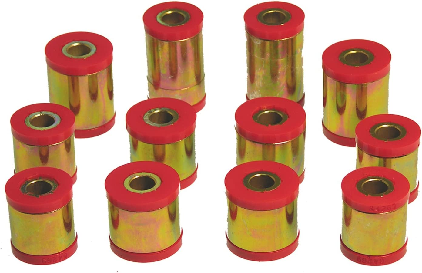 Prothane 6-307 Red Rear Control Arm Bushing Kit