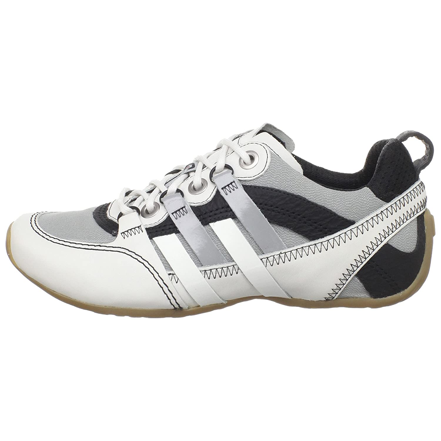Amazon.com | TSUBO Womens Millay, White/Black, 8 M US | Fashion Sneakers