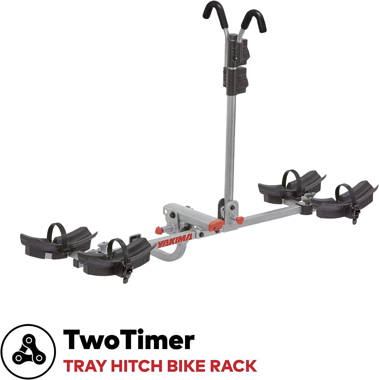 4. Yakima TwoTimer 2 Bike Platform Rack for Fat Bikes