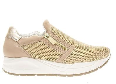 Femmes Igi À Baskets amp;co Chaussures Faible Lacets Gold Sans hQdtCsr