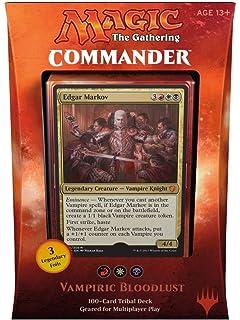 Amazon com: Magic The Gathering MTG Commander 2017 Deck