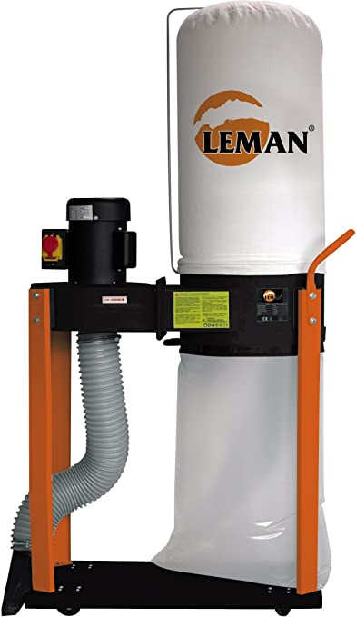 Leman loasp060 aspirador 60 L: Amazon.es: Bricolaje y herramientas