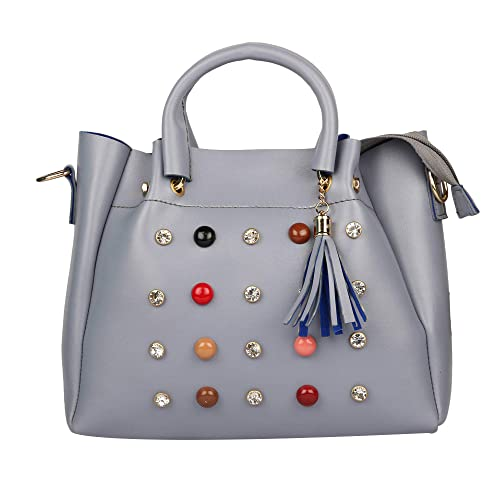Bagesi Women Sling bag Grey Color  Amazon.in  Shoes   Handbags 33a60b92d8bbc